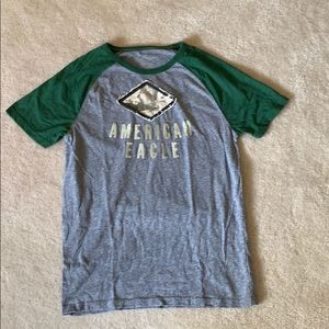 American Eagle Outfitters classic fit Tee size S